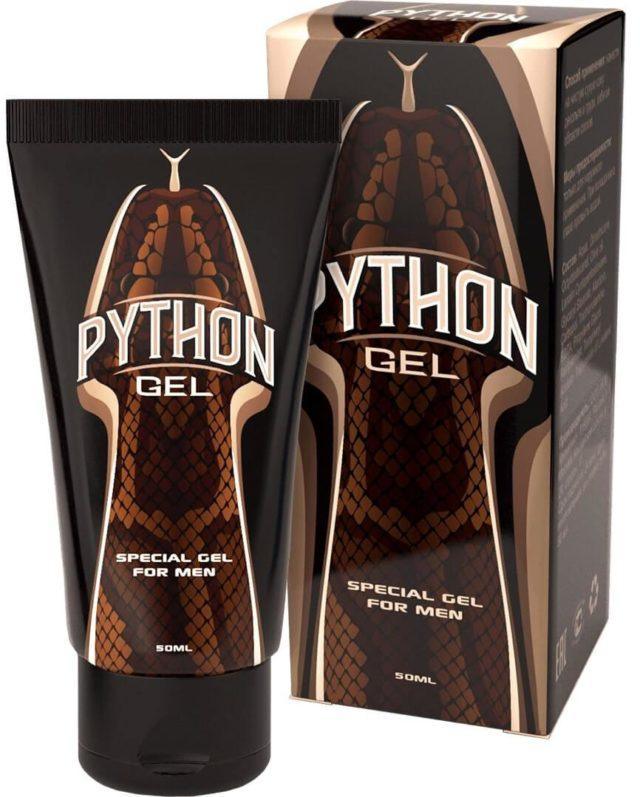 Python Gel фото 1